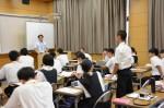 令和元年度体験入学<春吉中学校>【75】