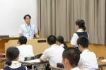 令和元年度体験入学<春吉中学校>【76】