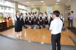 令和元年度体験入学<春吉中学校>【81】