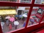 D3-1 中川 清太郎 「雨の日の人々」