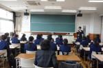 令和元年度体験入学<太宰府西中学校2年生>【2】