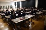 令和元年度体験入学<太宰府西中学校2年生>【9】
