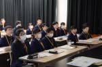令和元年度体験入学<太宰府西中学校2年生>【10】