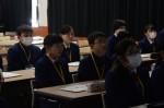 令和元年度体験入学<太宰府西中学校2年生>【11】