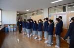 令和元年度体験入学<太宰府西中学校2年生>【14】