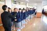 令和元年度体験入学<太宰府西中学校2年生>【15】