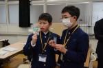 令和元年度体験入学<太宰府西中学校2年生>【53】
