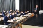 令和元年度体験入学<太宰府西中学校2年生>【58】