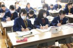 令和元年度体験入学<太宰府西中学校2年生>【59】