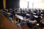令和2年度体験入学<大利中学校2年生>【71】