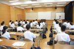 令和3年度体験入学<三国中学校>【2】