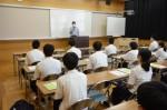 令和3年度体験入学<三国中学校>【4】
