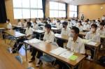 令和3年度体験入学<三国中学校>【6】