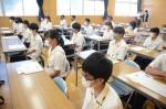 令和3年度体験入学<三国中学校>【7】
