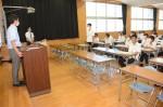 令和3年度体験入学<三国中学校>【8】