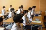 令和3年度体験入学<三国中学校>【13】