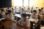 令和3年度体験入学<三国中学校>【15】