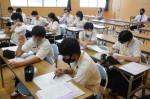 令和3年度体験入学<三国中学校>【32】