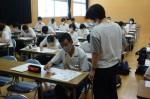 令和3年度体験入学<三国中学校>【43】