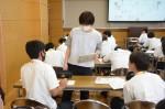 令和3年度体験入学<三国中学校>【46】