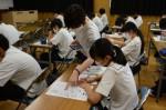 令和3年度体験入学<三国中学校>【47】