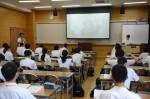 令和3年度体験入学<三国中学校>【55】