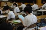 令和3年度体験入学<三国中学校>【66】