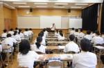 令和3年度体験入学<三国中学校>【69】
