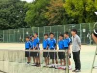 平成26年度福岡県中学生テニス新人大会02