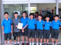 平成26年度福岡県中学生テニス新人大会04